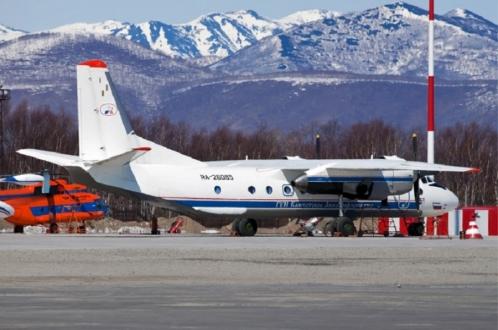 На Камчатке исчез пассажирский Ан-26
