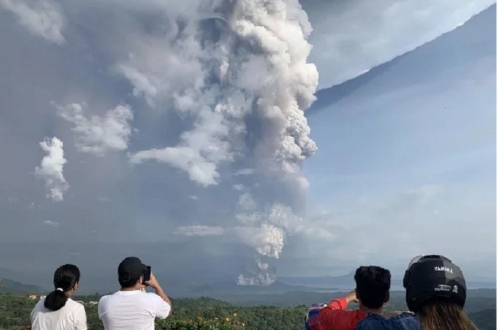 Злобный маленький вулкан Тааль