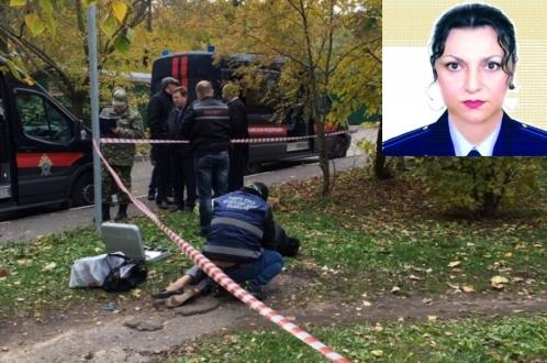 Две пули для старшего следователя Евгении Шишкиной