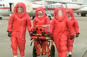 Эбола придет в Россию в ноябре?