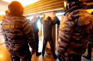 Столичная полиция задержала участников драки в центре Москвы