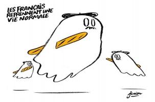 Charlie Hebdo - танцы на костях парижан