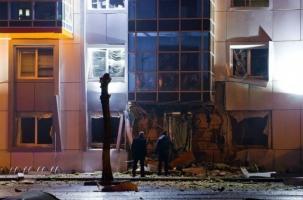 В Одессе взорвали офис сторонников люстрации