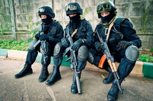 В РФ создают войска Нацгвардии