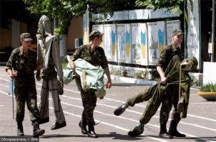 Верховная рада танцует в стиле «НАТО»