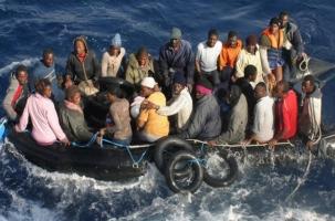 800 человек утонули по дороге в Евросоюз