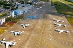 Двухмиллионный пассажир прилетел из Крыма