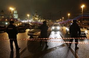Подозреваемые в расстреле Немцова задержаны