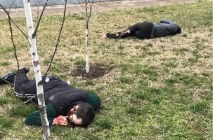 Нападение на часть Росгвардии в Чечне