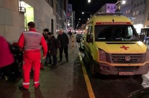 Загадочная русская «скорая помощь» озадачила Стокгольм
