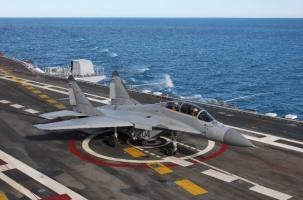 ВМФ России потерял палубный истребитель МиГ-29КР