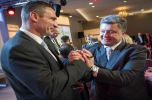 Порошенко объявил о своей победе