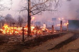 Хакасия горит. В огне погибли люди