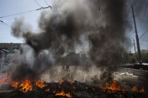 Украина: 10 тысяч убитых
