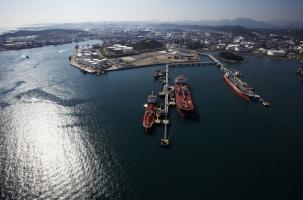 Российские моряки бастуют в Южной Корее