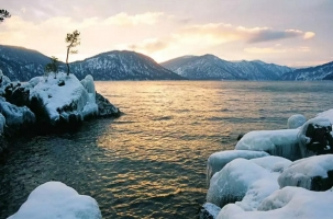 Катастрофа над Телецким озером