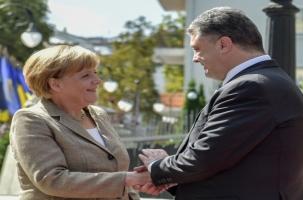 Два стула Ангелы Меркель