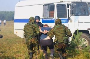 Побег из колонии Владимира