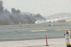 Пассажиры аварийного Boeing спаслись в последние секунды
