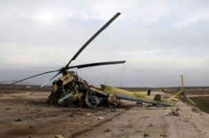 В Ираке разбился Ми-17