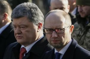 Порошенко заявил о недоверии к правительству