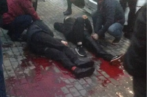 Резня в Ульяновске. 18+