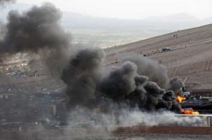 Огненная месть талибов в Кабуле