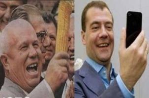 Медведев решил повторить ошибки Хрущева