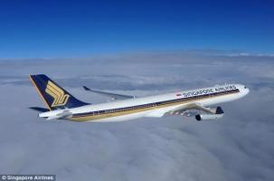 На высоте 12 км у самолета отказали оба двигателя
