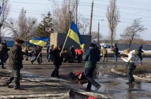 Харьков становится зоной АТО
