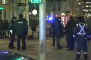 В Москве обстреляли ФСБ