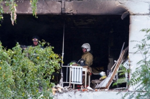 Взрыв газа в Петрозаводске