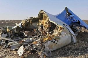 224 человека погибли в авиакатастрофе