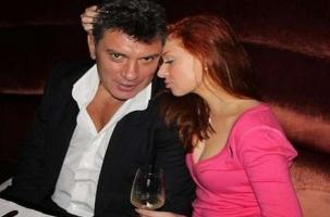 Анна Дурицкая не стала прощаться с Борисом Немцовым