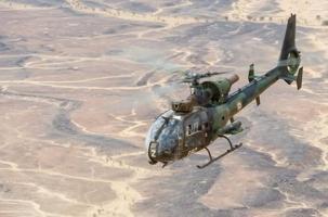 Два военных вертолета столкнулись на юге Франции