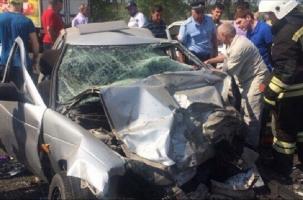 Трагедия на трассе «Кавказ»