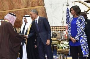 Мишель Обама возмутила Саудовскую Аравию
