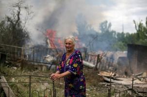 Делегация ООН вернулась из блокадной зоны Украины