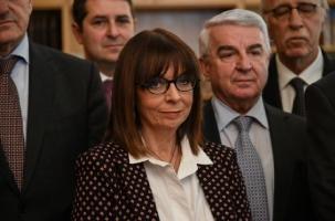 Первой женщиной-президентом Греции стала Екатерина Сакелларопулу