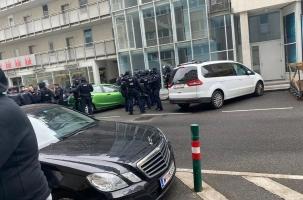 Ограбление банка в Вене