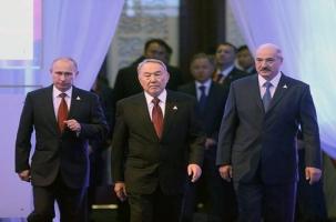 Белоруссия входит в Евразийский союз с условием