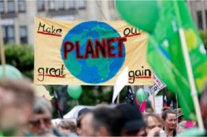 30 демонстраций по поводу G20