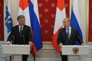 Кремль, ОБСЕ: о четырех шагах для Украины и переносе референдума