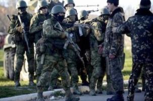 Боевики нацгвардии Украины захватили детские лагеря