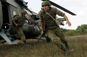 Внезапная боеготовность в центре России
