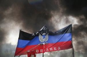 ДНР под массированным обстрелом