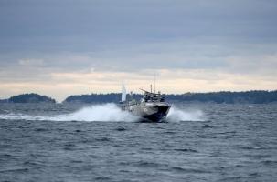 Шведы снова ловят русские подлодки