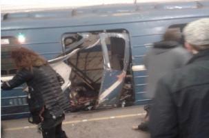 Десятки раненых везут в больницы Петербурга