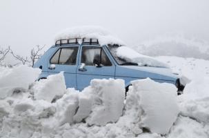Арктика добралась до жаркого-жаркого юга