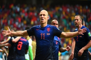 Голландцы отомстили Испании за финал ЧМ-2010